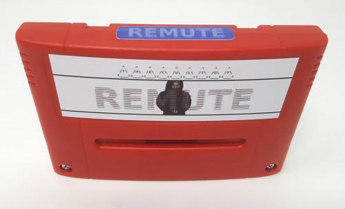 The Cult of Remute - SNES / SFC Audio Music Album Cartridge