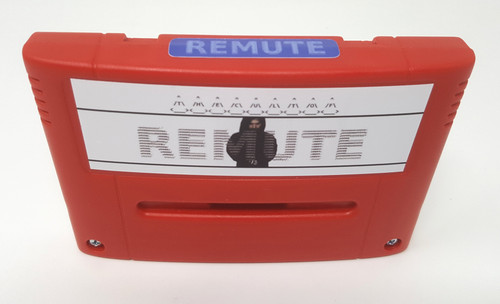 The Cult of Remute - SNES / SFC Audio Music Album Cartridge