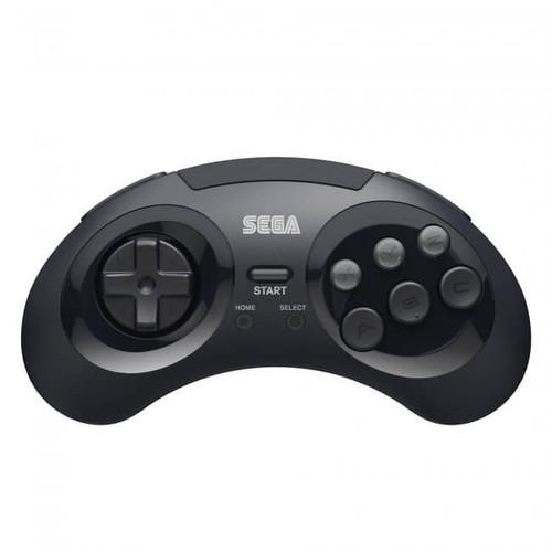 SEGA Genesis 8-Button Wireless 2.4 GHz Controller - Officially Licensed
