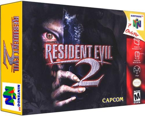 *USED* Resident Evil 2