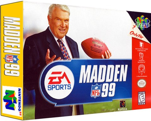 *USED* Madden 99