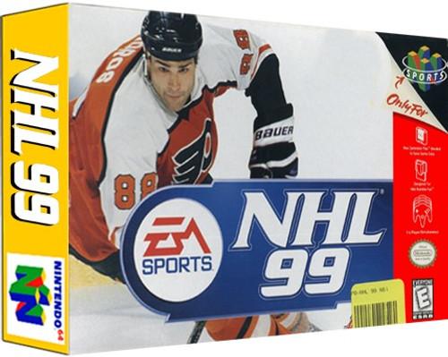 *USED* NHL 99