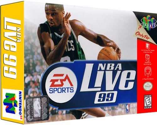 *USED* NBA Live 99
