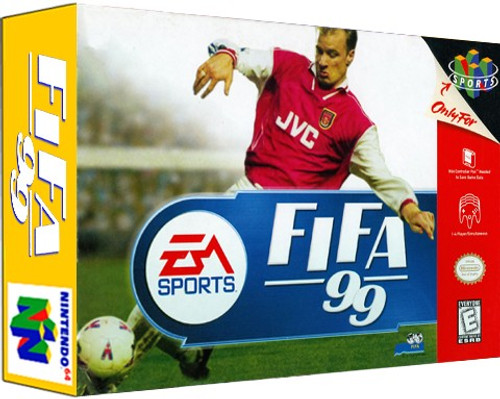 *USED* FIFA 99