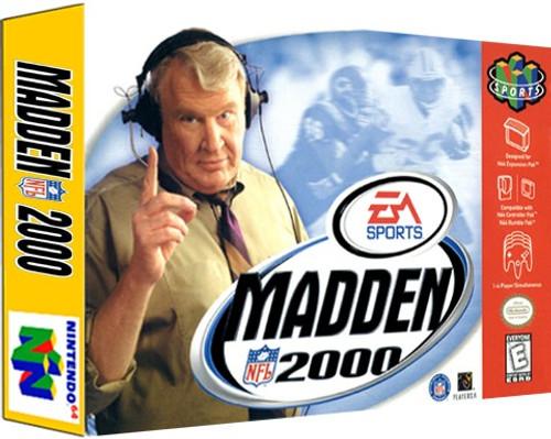 *USED* Madden 2000