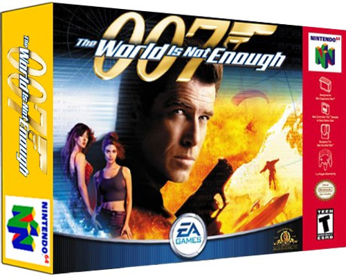 *USED* 007 World Is Not Enough