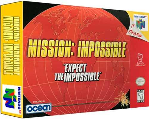 *USED* Mission Impossible