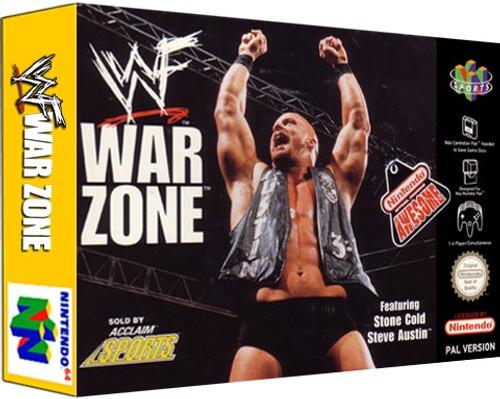 *USED* WWF Warzone