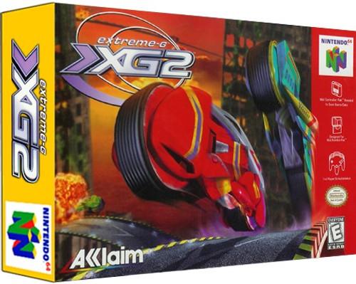 *USED* XG2 Extreme-G 2