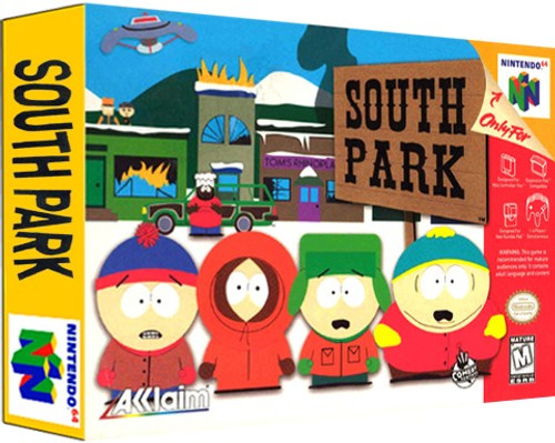 *USED* South Park