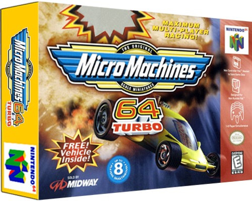 *USED* Micro Machines