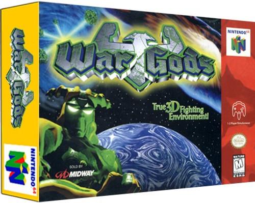 *USED* War Gods
