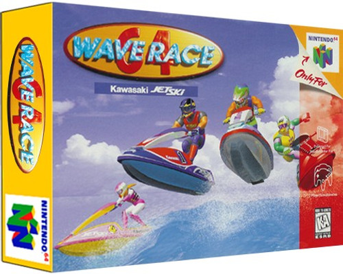 *USED* Wave Race 64