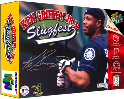 *USED* Ken Griffey Jr Baseball