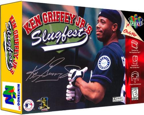 *USED* Ken Griffey Jr Baseball
