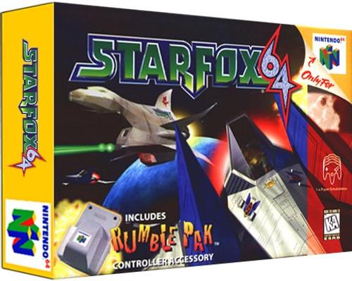 *USED* Star Fox 64