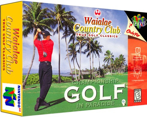 *USED* Waialae Country Club