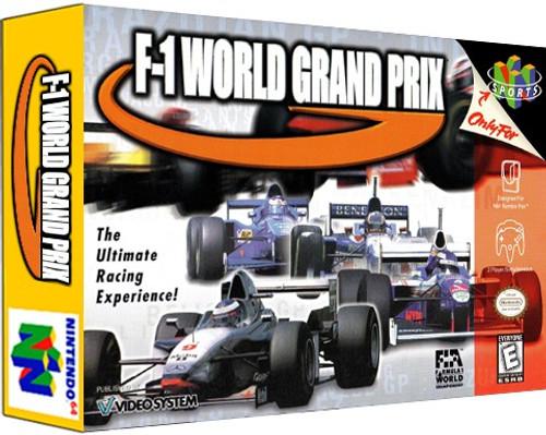*USED* F-1 World Grand Prix