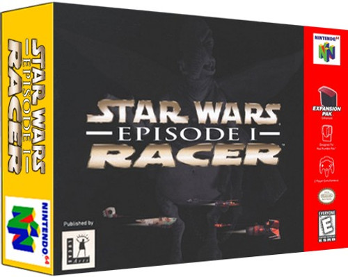 *USED* Star Wars Episode I Racer
