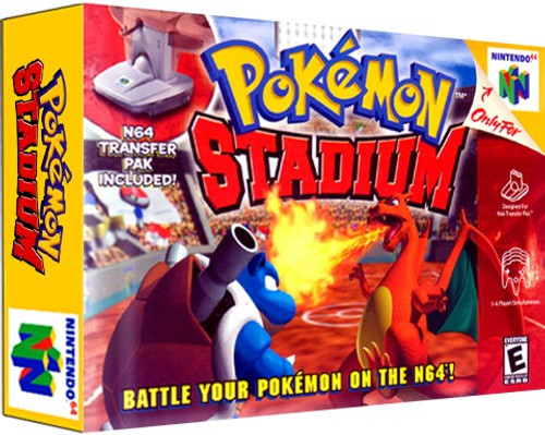 *USED* Pokemon Stadium