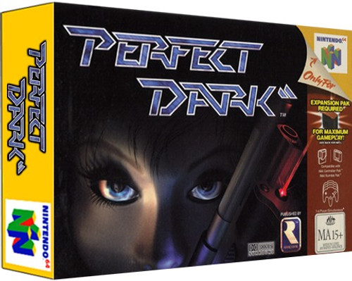 *USED* Perfect Dark