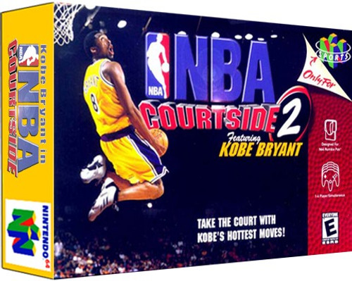 *USED* NBA Courtside 2