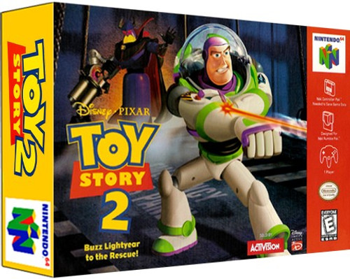 *USED* Toy Story 2