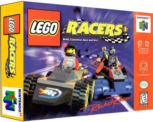 *USED* LEGO Racers