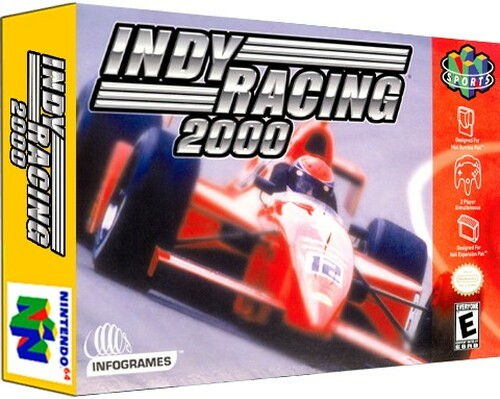 *USED* Indy Racing 2000