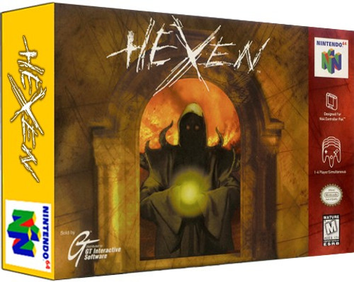 *USED* Hexen