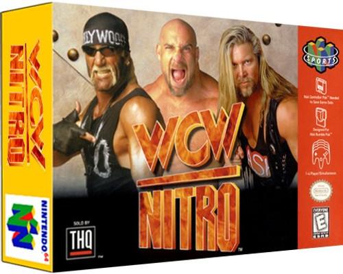 *USED* WCW Nitro