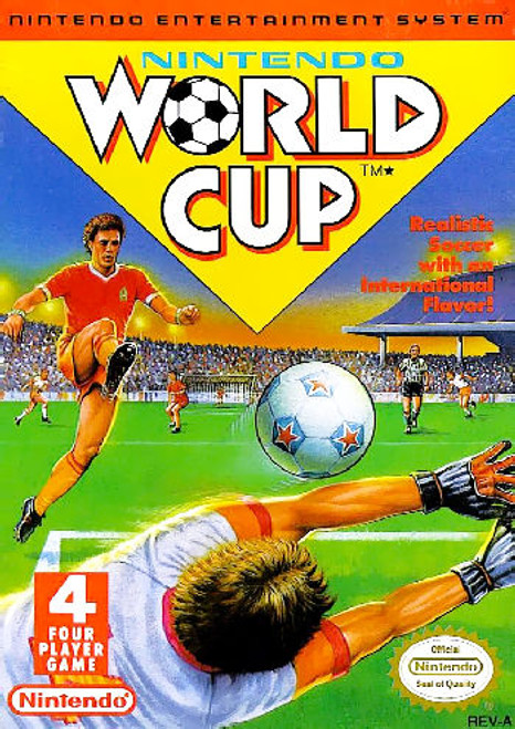 *USED* Nintendo World Cup