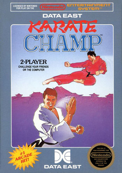 *USED* Karate Champ
