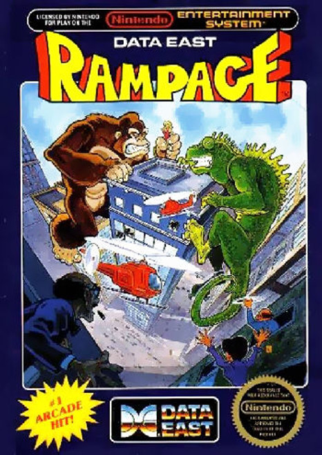 *USED* Rampage