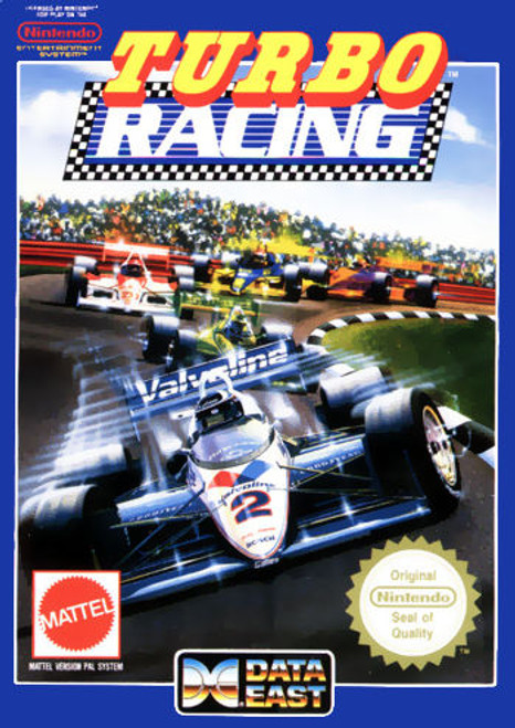 *USED* Al Unser Jr. Turbo Racing