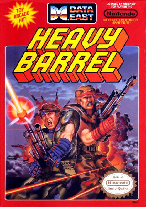 *USED* Heavy Barrel