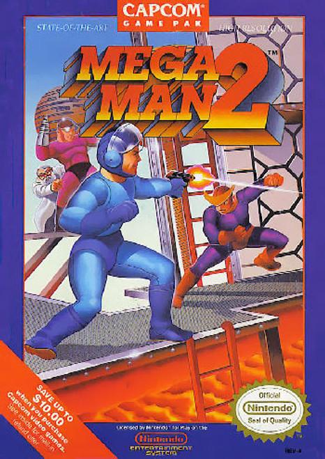 *USED* Mega Man 2