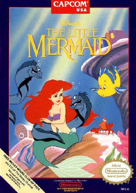 *USED* Disney's The Little Mermaid
