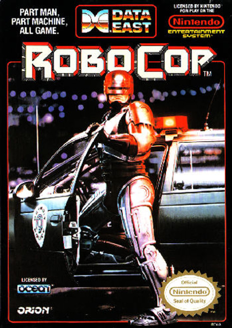 *USED* RoboCop