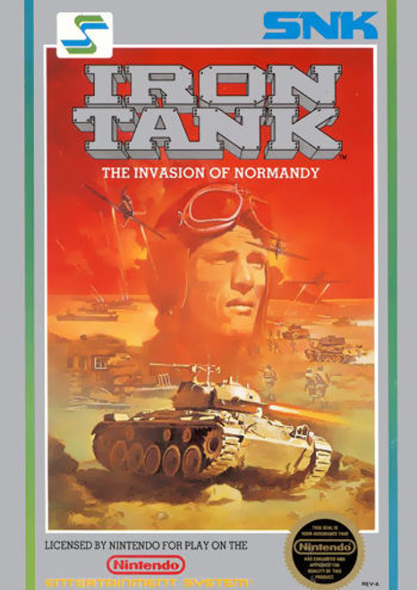 *USED* Iron Tank: The Invasion of Normandy