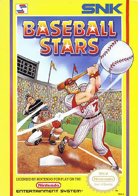 *USED* Baseball Stars