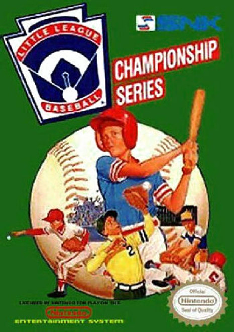 *USED* Little League Baseball: Championship Series