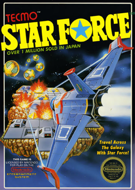 *USED* Star Force