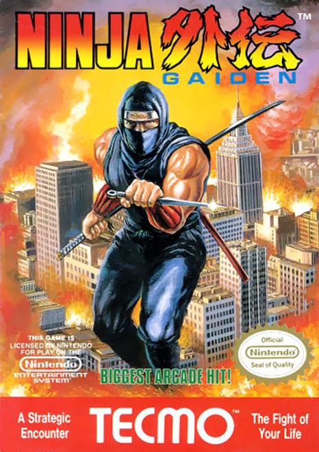 *USED* Ninja Gaiden