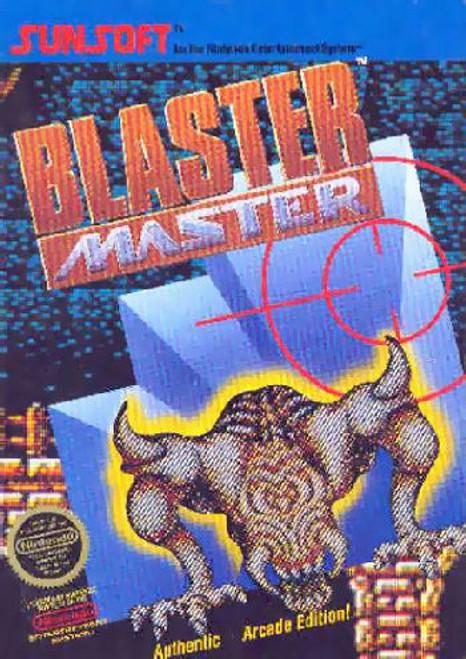 *USED* Blaster Master