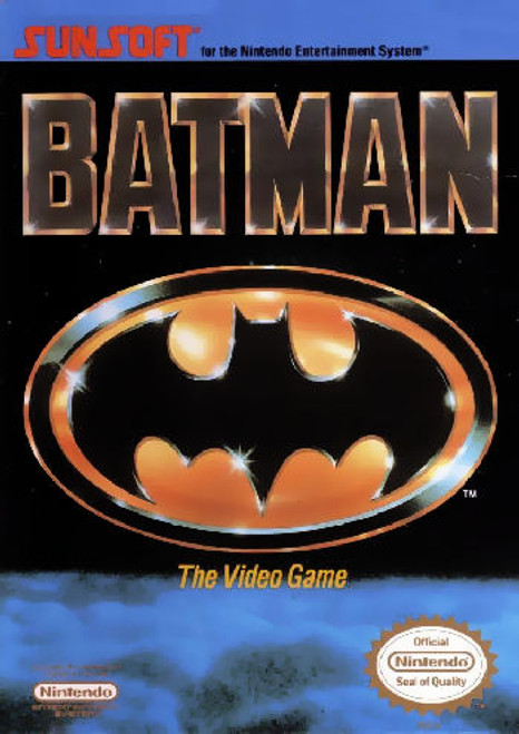 *USED* Batman: The Video Game