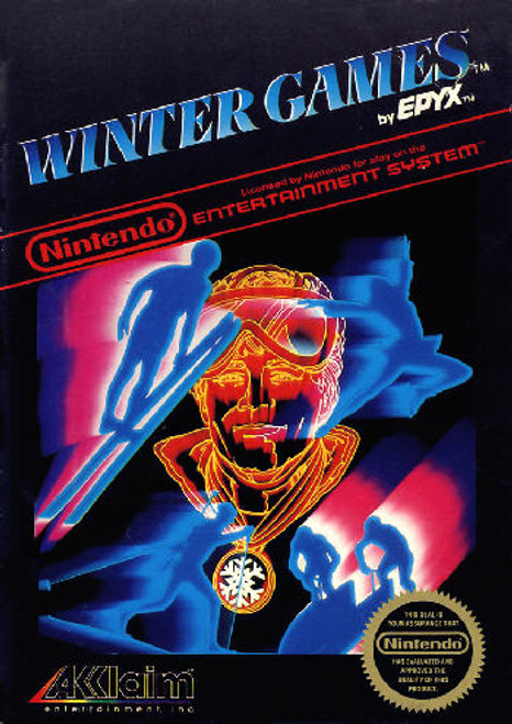 *USED* Winter Games
