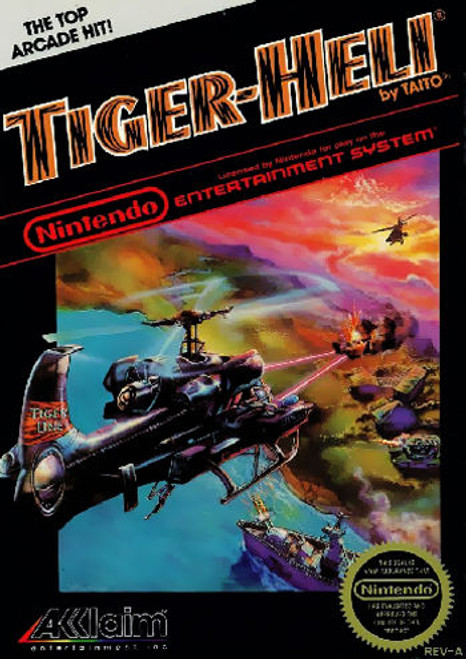*USED* Tiger-Heli