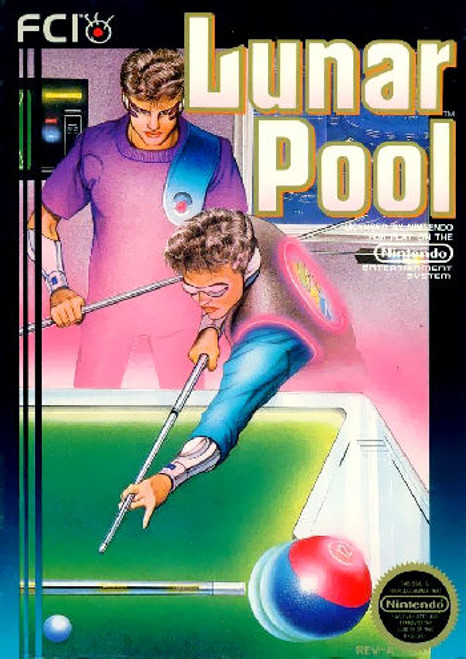 *USED* Lunar Pool