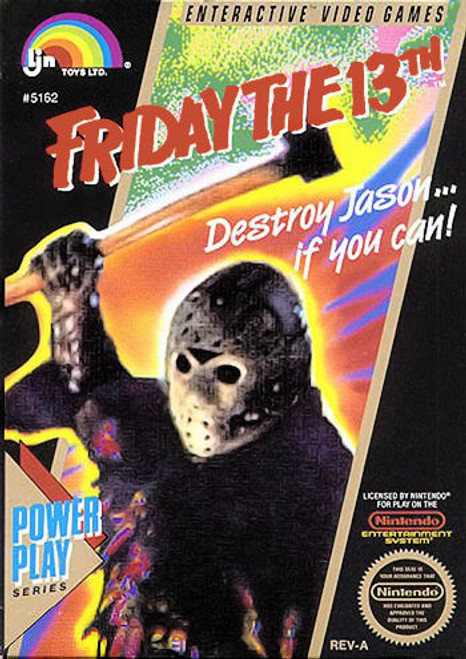 *USED* Friday the 13th